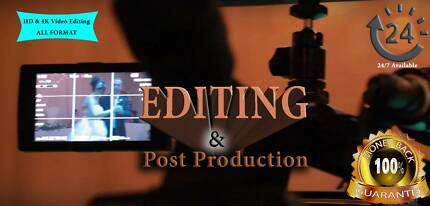 Video Editing - Promo Production for Businesses Sydney City Inner Sydney Preview