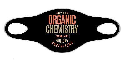 Organisches Chemie Besonderes Geschenk Sanft atemSchutzmaske