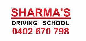 Sharma's Driving School Toongabbie Parramatta Area Preview