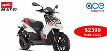 Aprilia SRMT 50 for $2399 only - Plus Top box fitted just $150 Joondalup Joondalup Area Preview
