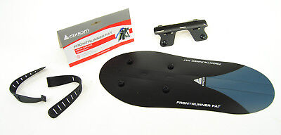 Axiom FrontRunner Mountain Fat Bike Downtube MTB FatBike Clip-on Front Fender