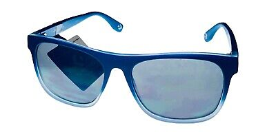 Converse Matte Navy Mens Sunglass Rectangle Plastic,Smoke Gradient Lens H093