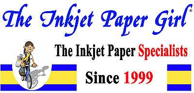The Inkjet Paper Girl