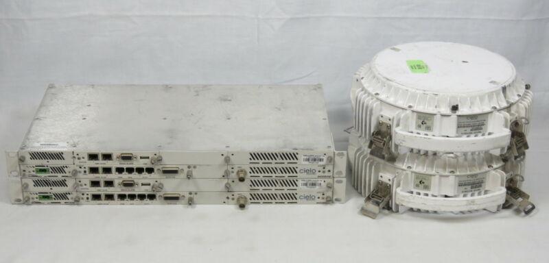 Cielo Networks SkyLink Telecommunications Digital Microwave Radio Low Latency