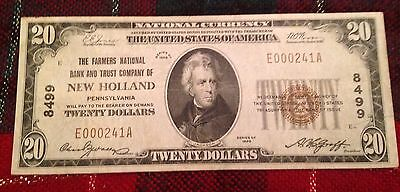 New Holland Pennsylvania  The Farmers National Bank And Trust Company