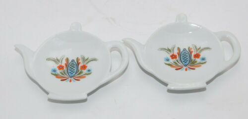2 Berggren Traynor Tea Bag Rest Tea Bag Holder