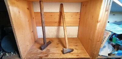 2 alte Schmiedehämmer Hammer Schmied