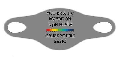 Grundlegende Person Ph Scale Chemie Sanft atemSchutzmaske