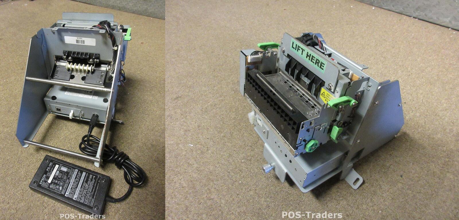 STAR TMP942-24 PR921 Thermal Label Ticket Kiosk POS Printer Presenter USB TUP900