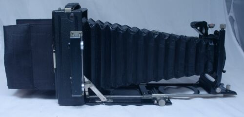 ZEISS IKON Ideal 250/7 Antique Folding Film Camera Case Accessories GERMANY