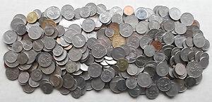 MALAYSIA Bulk / Job Lot of 1.7Kg of Mixed Malaysian coins - 1967-onwards