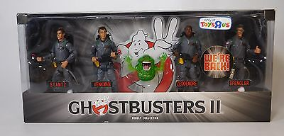 Mattel Ghostbusters 2 Christmas Set Toy
