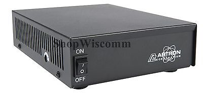 Astron Ss-18 18 Amp Switching Power Supply 15 Amp Continuous 18 Amp Ics 13.8 Vdc