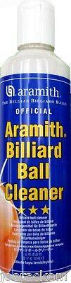 New Aramith Pool Ball Cleaner - 8.4oz Bottle - NEW FORMULA!!