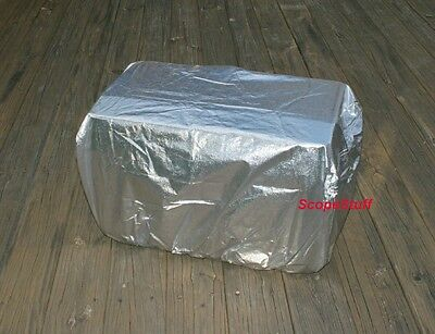 Cooler Cover for up to 65 Qt Ice Chests, Insulating Radiant Barrier #TGCC-65