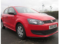 VOLKSWAGEN POLO ***GOOD CREDIT? BAD CREDIT? NO CREDIT???*** FINANCE AVAILABLE