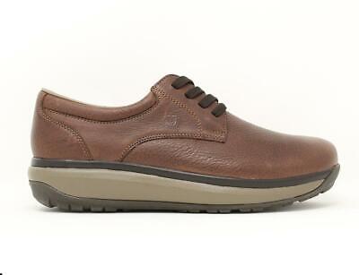 New Joya Mustang Coffee Men's Shoe UK 9 Ex Sample