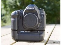 Canon 5D Mkii with Battery Grip BG-E6