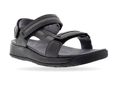 New Joya Capri 16 Grey Men's Fully Adjustable Sandal UK 11 EU RRP £139.95