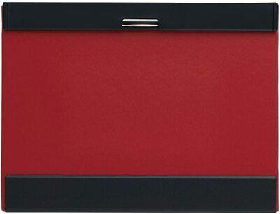 Kingjim Clipboard 5075 Red Mug Flap Letterhead A4size