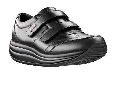 New Joya Bologna Black Women's Velcro Shoe UK 7.5