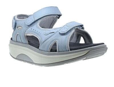 New Joya ID Cairo II Light Blue Women's Rocker Sandal UK 5 Ex Sample