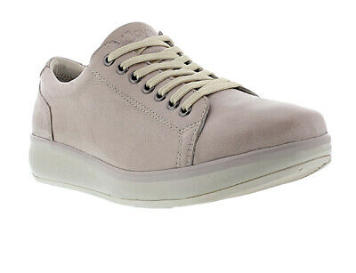 New Joya Sonja II Cream Women's Lace-up Shoe UK 5 Ex Sample