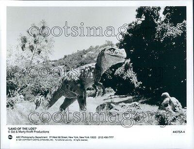 1991 Tyrannosaurus Dinosaur Land of The Lost TV Show Press (Land Of The Lost Tv Show 1991)