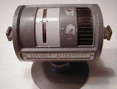 Hp R382a 26-40 Ghz Prec. Rotaryvane Attn Ka Band Nice Reduced Price