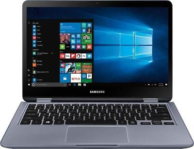 "New Samsung 2-in-1 13.3"" TouchScreen 2-in-1 i5-8250u 8GB RAM 256 SSD Win10"