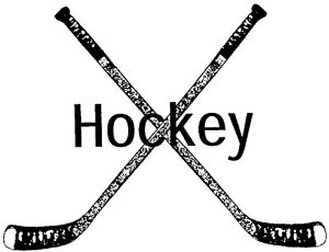 Unmounted-Rubber-Stamps-Ice-Hockey-Sticks-Sports-Stamps-Hockey-Stick-Sport