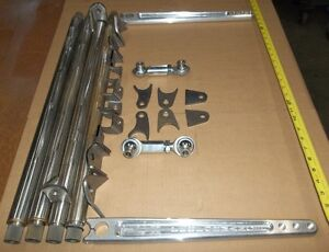"5 STAR SWAY BAR KIT 28"" X 1.075 X 1 1/8"" X 48 SPLINE HOLLOW BAR Belleville Belleville Area image 6"