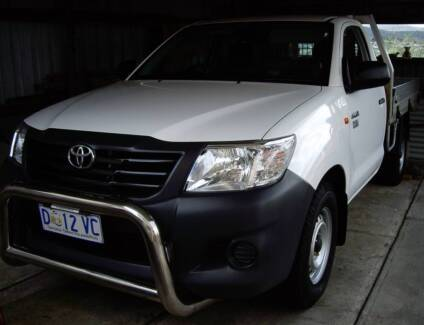 2014 Toyota Hilux Ute Moonah Glenorchy Area Preview
