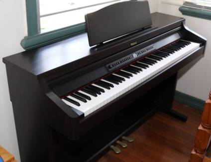 **~ ROLAND DIGITAL UPRIGHT PIANO HP2-E ~** Kangaroo Point Brisbane South East Preview