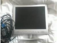 Monitor 15 inch