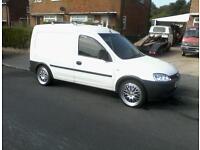 2006 Vauxhall combo 2000 1.3 cdti
