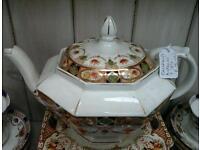 """Antique teapot. Quirky""""s"""