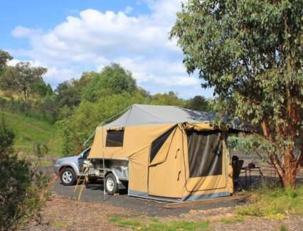 Aluminium Camper Trailer Noosa Heads Noosa Area Preview