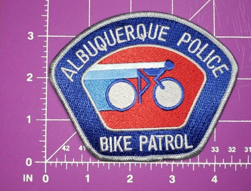 Albuquerque New mexico Police Bike patrol shoulder patch