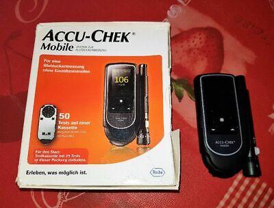 108I)  Accu Chek  Mobile Blutzuckermessgerät   Blutzuckermessung, gebraucht gebraucht kaufen  Drage