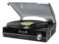 Steepletone ST926 record/vinyl player