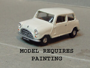 P-D-Marsh-OO-Gauge-PW31-Morris-Mini-Minor-Mini-Car-kit-requires-painting