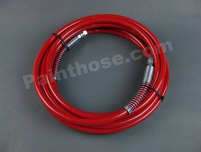 Wagner 0270192 Or 270192 Red 14 X 25 Airless Spray Hose 3300psi