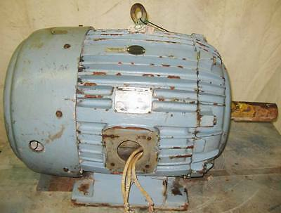 Us Electrical Enclosed Motor - 40 Hp - 1175 Rpm