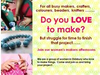 Manchester Craft and Makers Women's Social Meetup Group