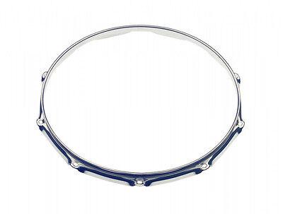 """Triple Flanged 14"""" 2.3mm 10 hole  Drum Hoops, Batter Hoop, Top Side"""
