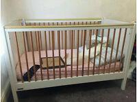 Cot / Toddler Bed, Mamas and Papas