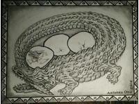 Croc incubation