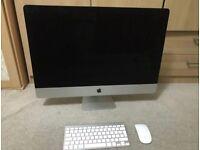"""iMac 27"""" 5K 16GB RAM, 256GB SSD, i5 Quad Core"""