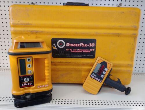 Laser Level, Laser Alignment LB-10 Grade Laser
